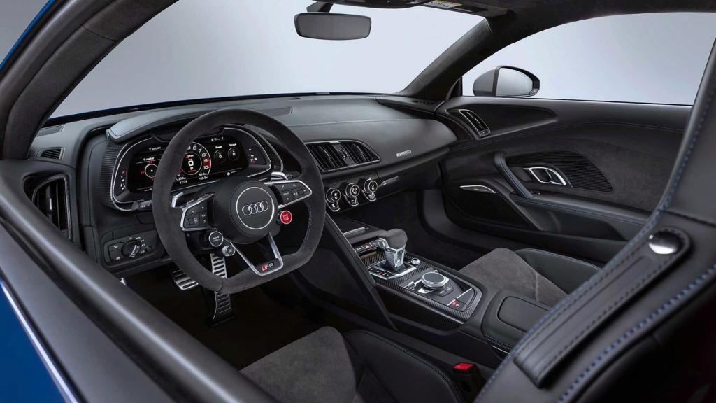 Audi quer novo R8 elétrico feito em parceria com croata Rimac 2019-a17