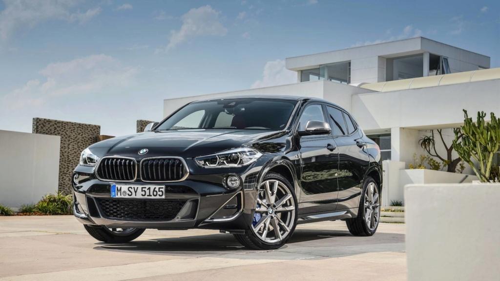 Flagra: BMW X2 M35i de 302 cv já roda no Brasil 2019-b10
