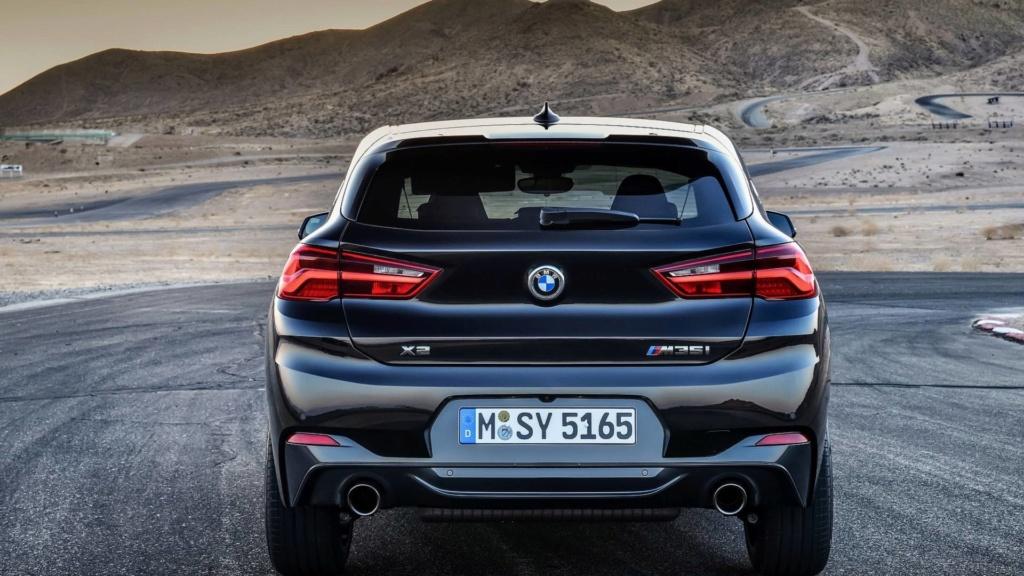 Flagra: BMW X2 M35i de 302 cv já roda no Brasil 2019-b11