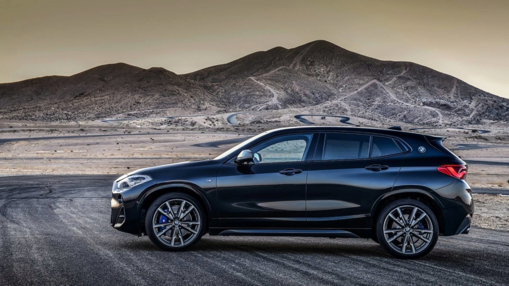 Flagra: BMW X2 M35i de 302 cv já roda no Brasil 2019-b12