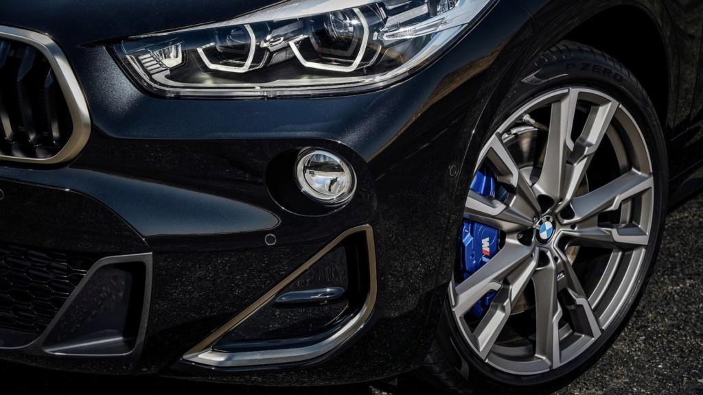 Flagra: BMW X2 M35i de 302 cv já roda no Brasil 2019-b14
