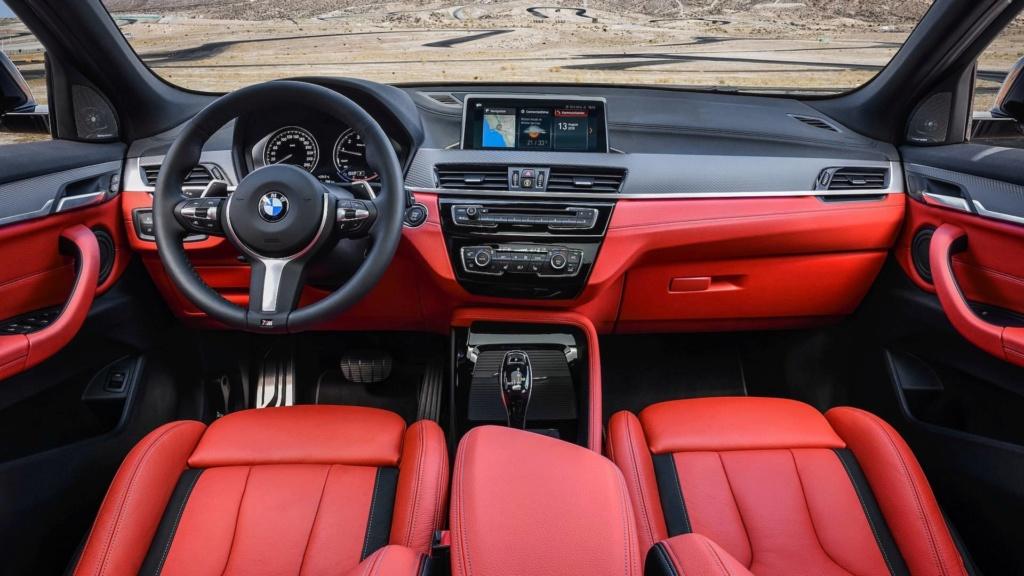 Flagra: BMW X2 M35i de 302 cv já roda no Brasil 2019-b17