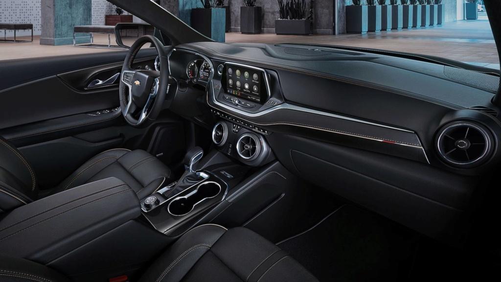 """""""SUV do Camaro"""", novo Chevrolet Blazer é registrado no Brasil 2019-c13"""