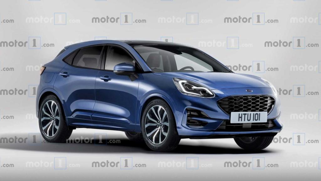 Ford Puma será o novo SUV baseado no Fiesta 2019-f10