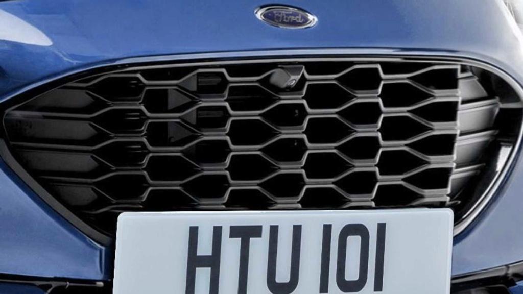 Ford Puma será o novo SUV baseado no Fiesta 2019-f11