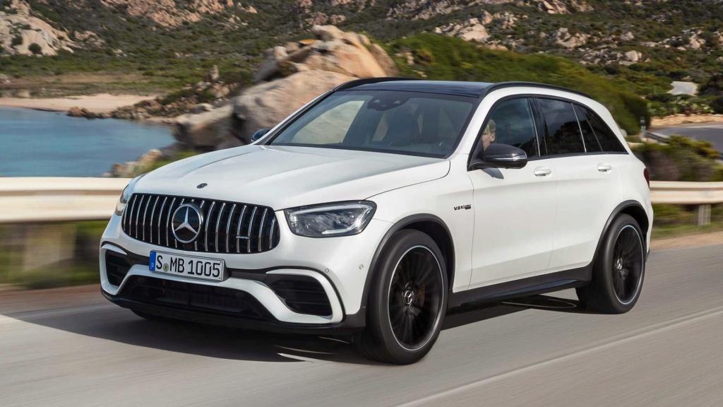 Novo Mercedes-AMG GLC 63 4MATIC+ chega às lojas por R$ 549.900 2019-m16