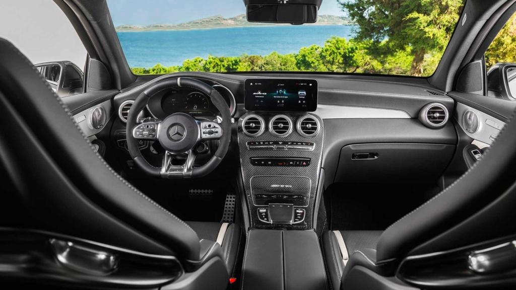 Novo Mercedes-AMG GLC 63 4MATIC+ chega às lojas por R$ 549.900 2019-m17