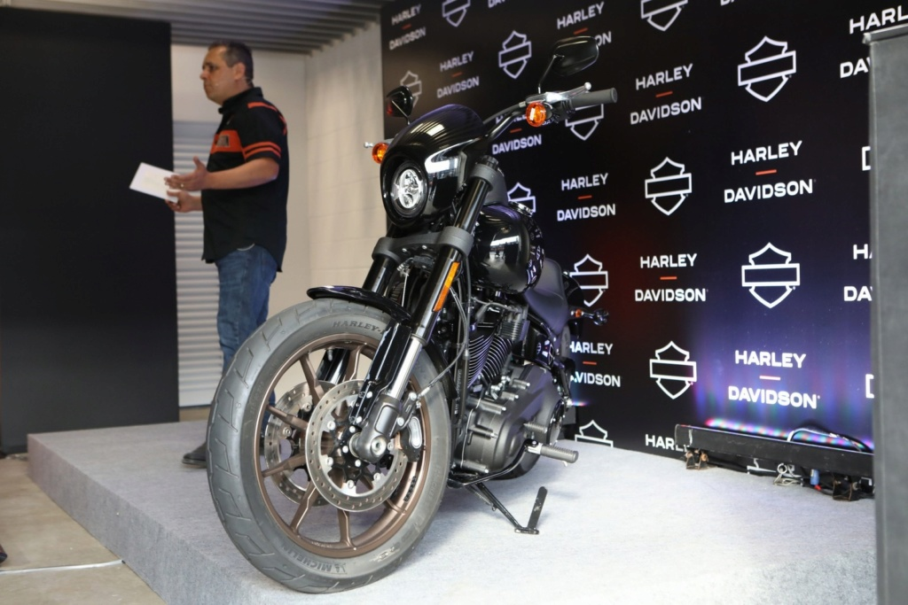 Harley-Davidson Low Rider S é confirmada para o Brasil 20190810