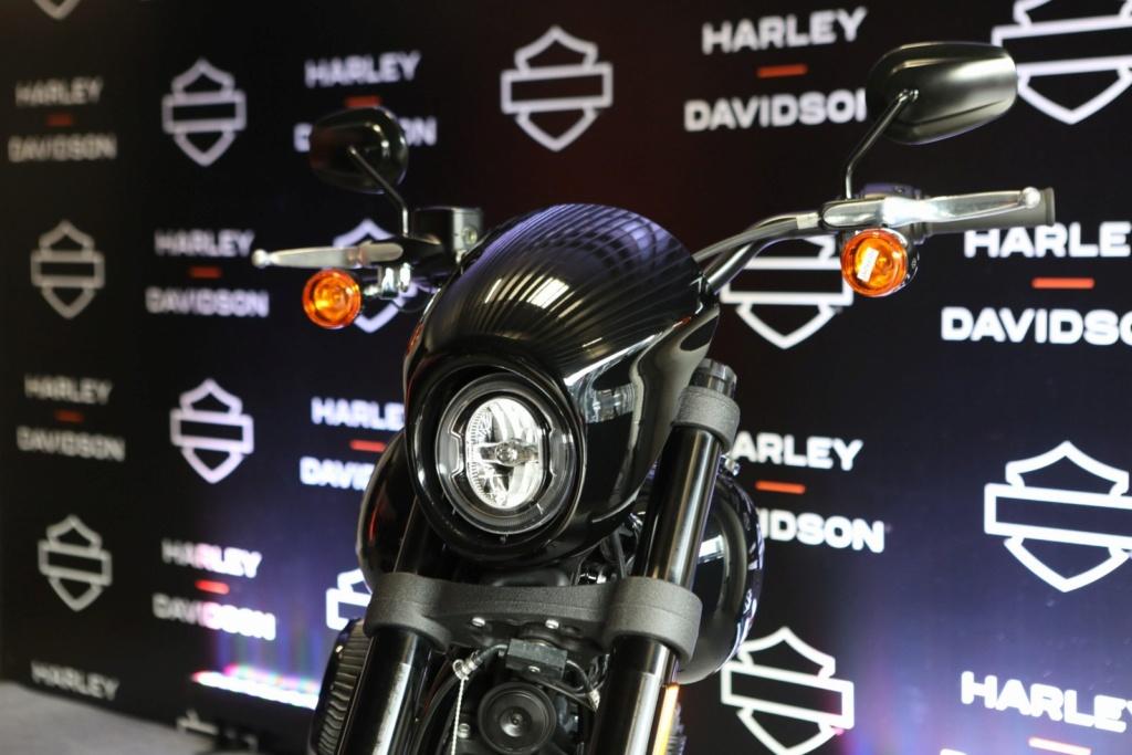 Harley-Davidson Low Rider S é confirmada para o Brasil 20190813
