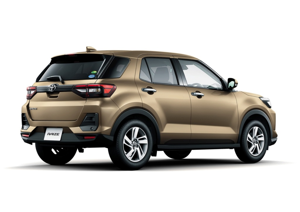 Toyota lança SUV compacto do tamanho do Onix que deve chegar ao Brasil em 2021 20191110