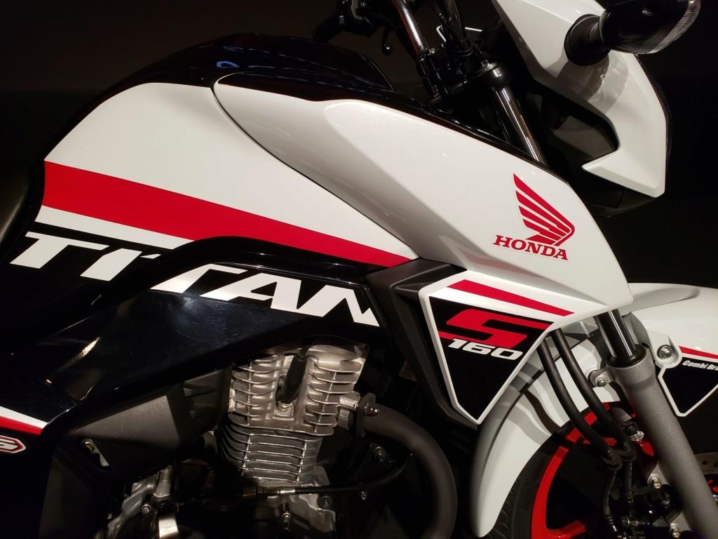 Honda CG 160 Titan S e Bros 160 SE são reveladas antes do Salão Duas Rodas 2019 20191115