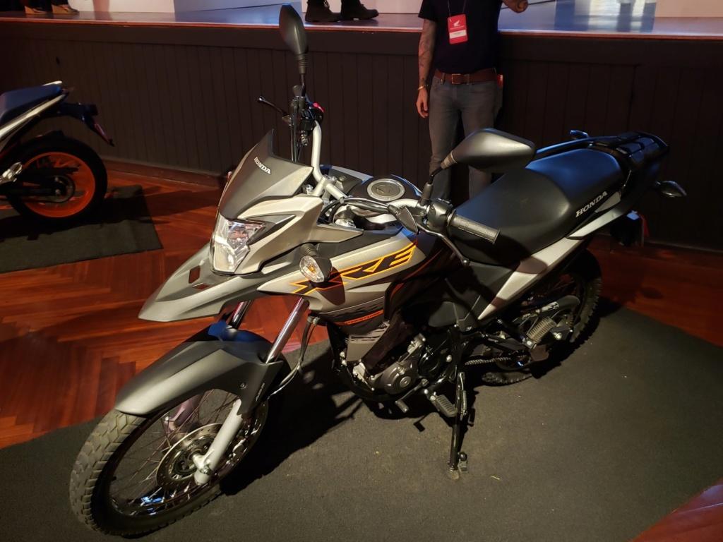 Honda CG 160 Titan S e Bros 160 SE são reveladas antes do Salão Duas Rodas 2019 20191117