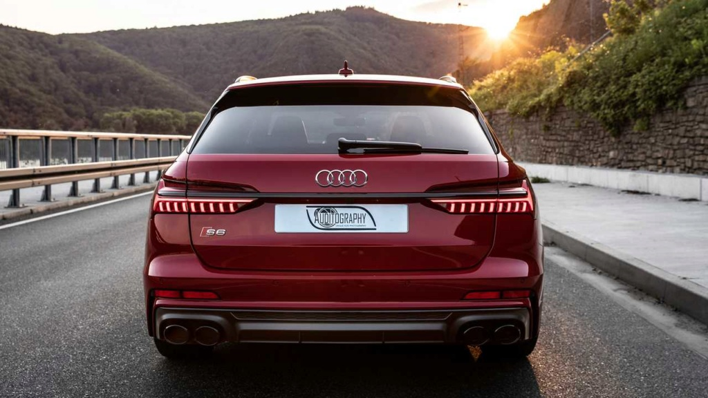 Audi RS6 Avant será lançado em setembro com motor V8 biturbo 2020-a10