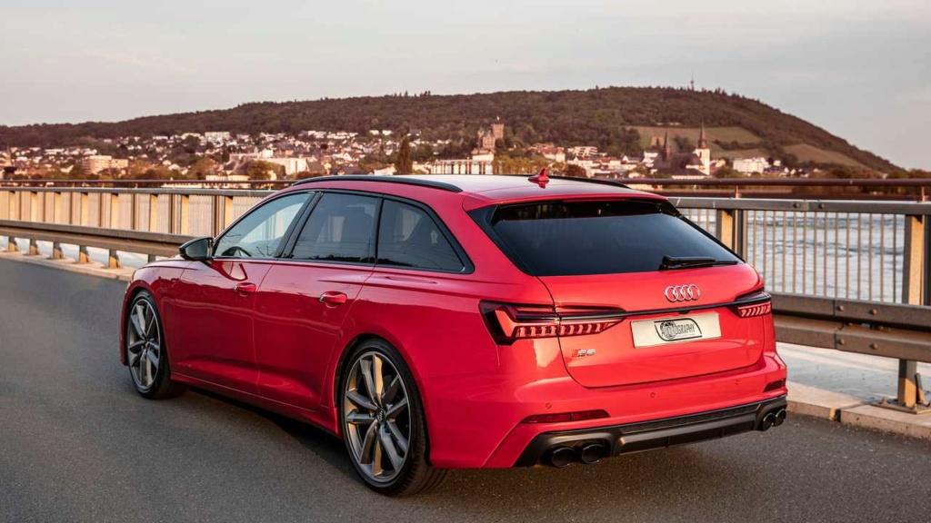 Audi RS6 Avant será lançado em setembro com motor V8 biturbo 2020-a11