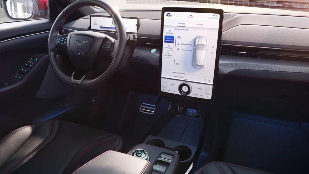 Vídeo: Como é o novo Mustang Mach-E, o SUV elétrico do esportivo 2020-f18