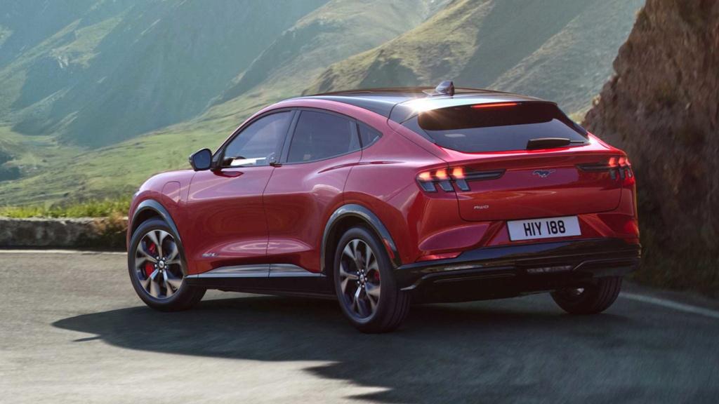 Vídeo: Como é o novo Mustang Mach-E, o SUV elétrico do esportivo 2020-f19