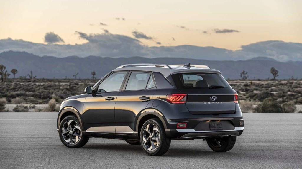 Hyundai Venue o mini-Creta já tem mais de 50 mil pedidos em dois meses 2020-h12