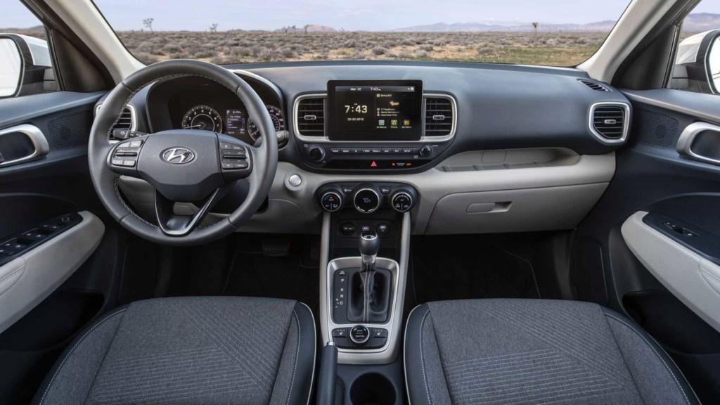Hyundai Venue o mini-Creta já tem mais de 50 mil pedidos em dois meses 2020-h13