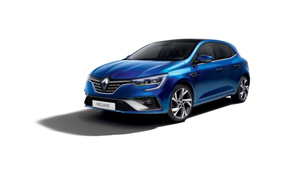 Renault Megane tem futuro incerto por vendas abaixo do esperado 2020-r13