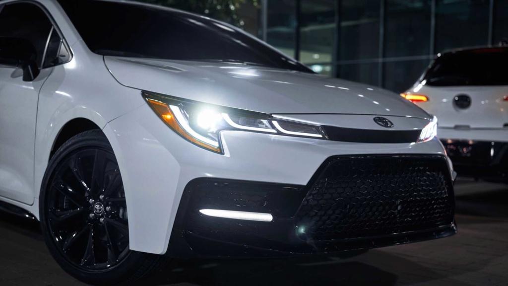Toyota Corolla 2020 fica mais esportivo com pacote Nightshade Edition 2020-t11