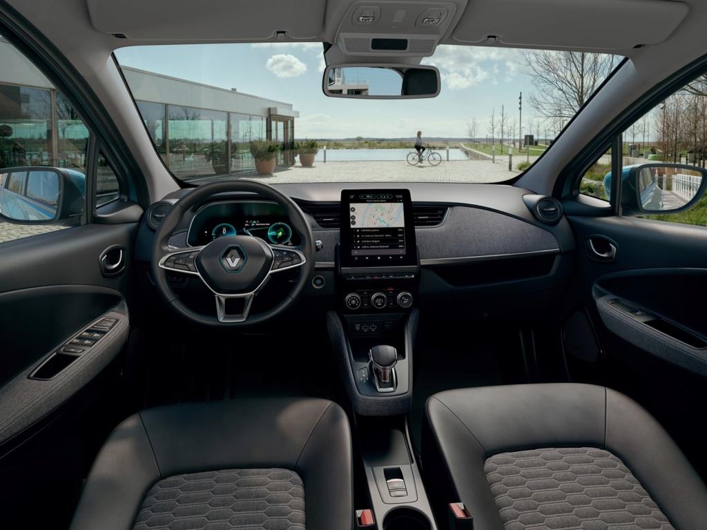 Renault mostra novo Zoe na Europa, mas Brasil segue com versão atual 21227911
