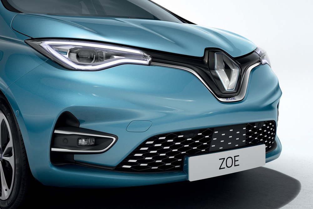 Renault mostra novo Zoe na Europa, mas Brasil segue com versão atual 21227913