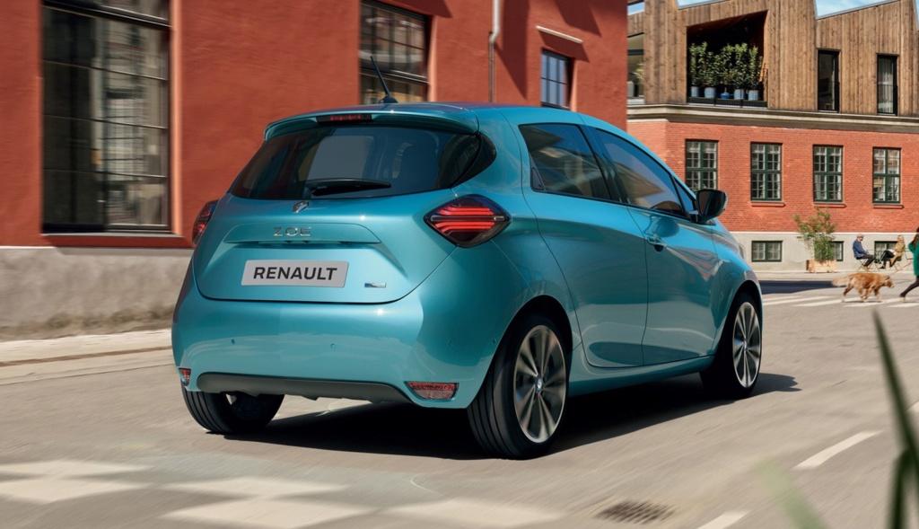 Renault mostra novo Zoe na Europa, mas Brasil segue com versão atual 21227914