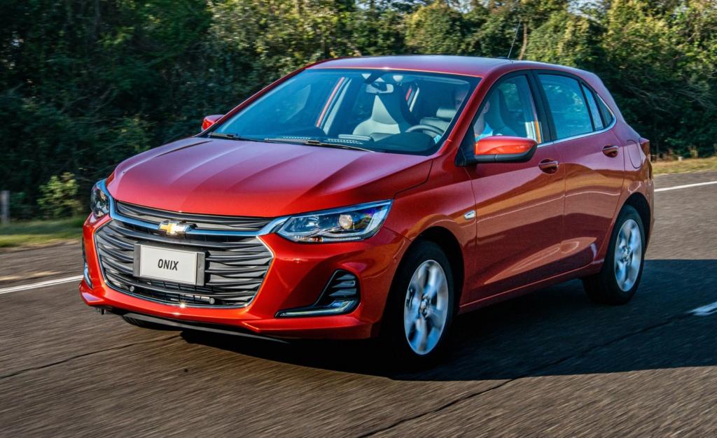 Chevrolet revela dimensões do novo Onix hatch e dados do motor 1.0 sem turbo 26-nov12