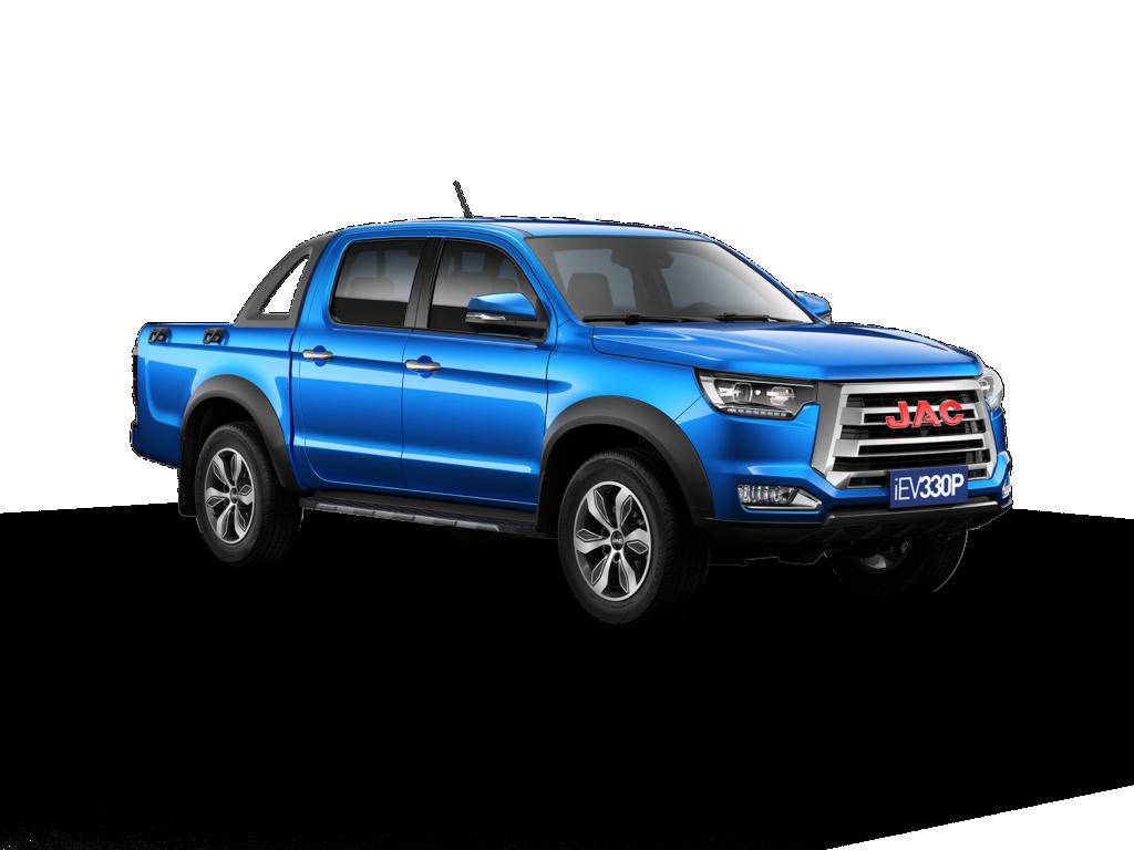 Jac apresenta compacto, SUVs e picape elétricos no Brasil; veja preços e fotos 3-4-3310