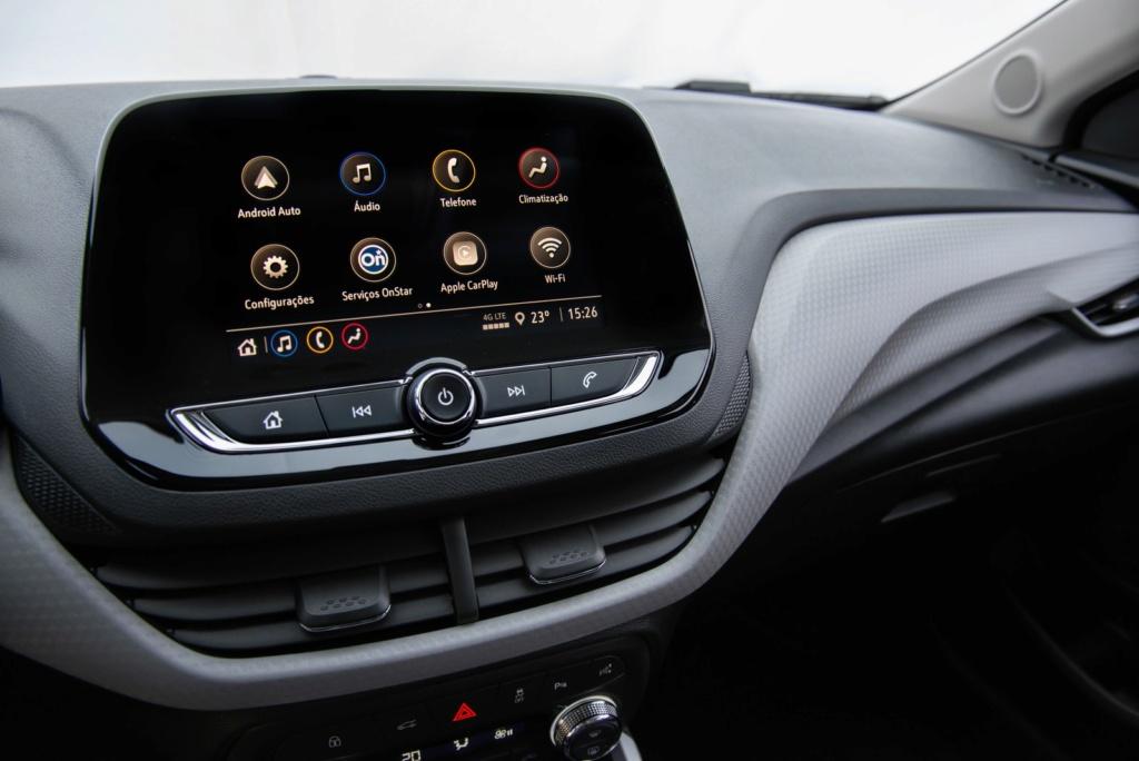 Chevrolet Onix 2020 parte de R$ 48.490; veja fotos, preços e versões 38-nov10