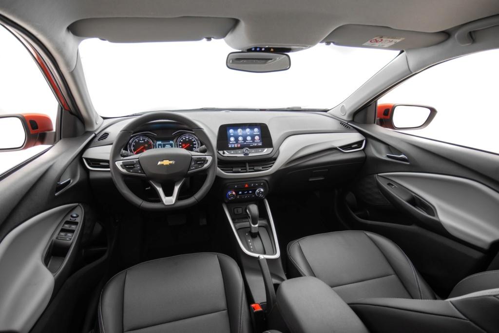 Chevrolet Onix 2020 parte de R$ 48.490; veja fotos, preços e versões 40-nov10