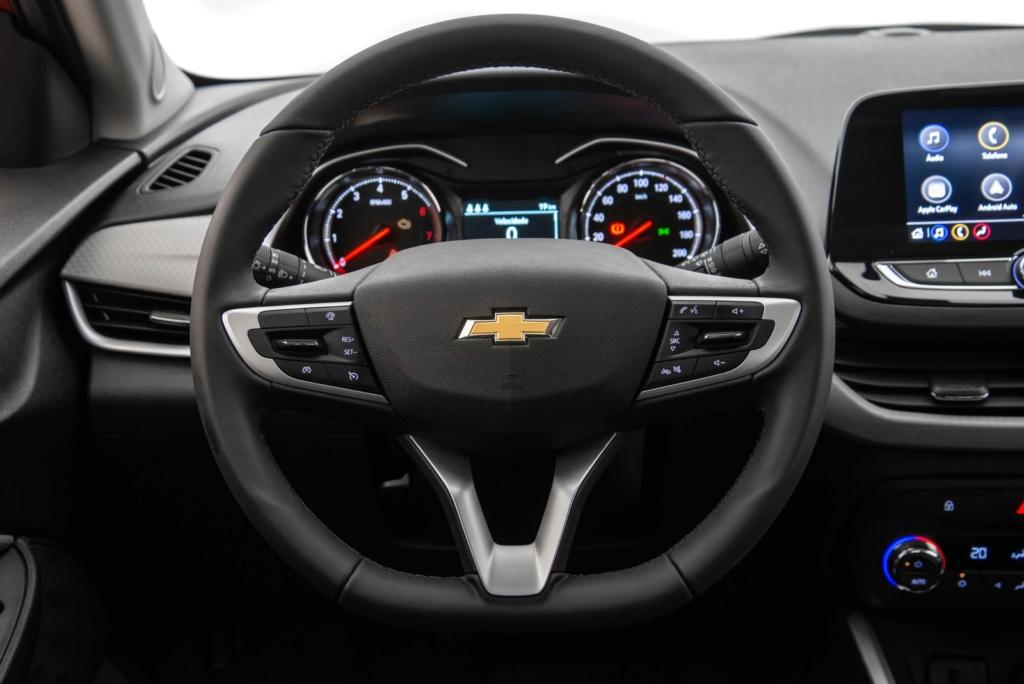 Chevrolet Onix 2020 parte de R$ 48.490; veja fotos, preços e versões 45-nov10