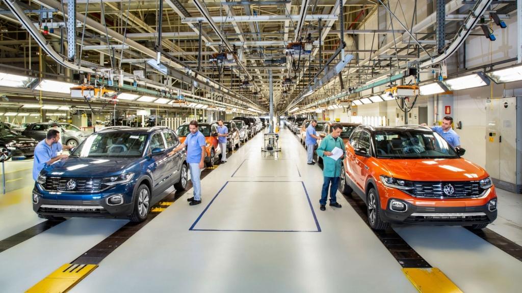 Produção de veículos cresce 29,9% em maio, diz Anfavea 4c832410