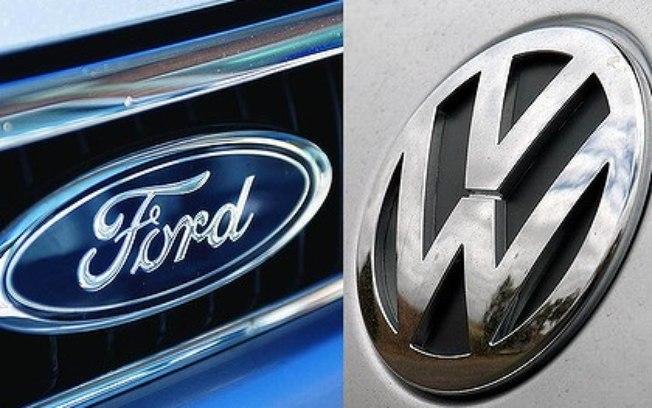 Volkswagen reunirá executivos para discutir aliança com Ford neste mês 4ybonb10