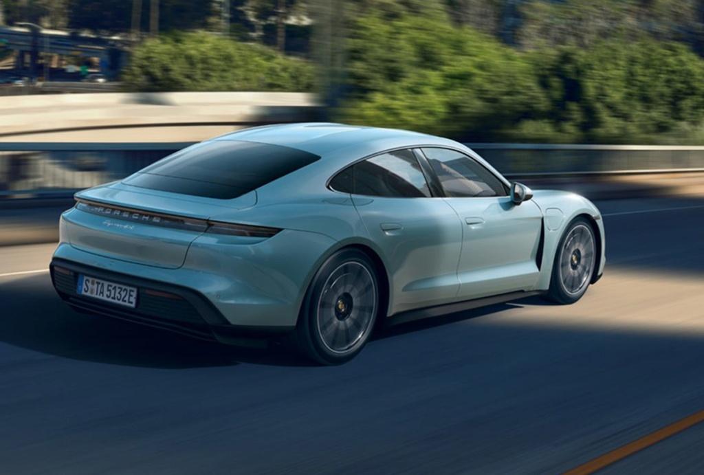 Porsche Taycan ganha versão menos potente, mas com a maior autonomia da linha 72910210