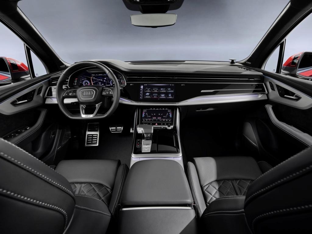 Audi Q7 ganha novo visual e fabricante promete versões híbridas A1981210