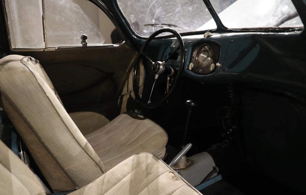 Porsche mais antigo da história, de 1939, pode levantar US$ 20 milhões em leilão Ap191411