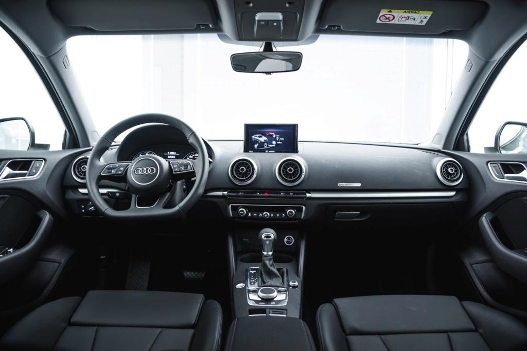 Audi A3 Sedan ganha série limitada comemorativa por R$ 149.990 Audi-a11