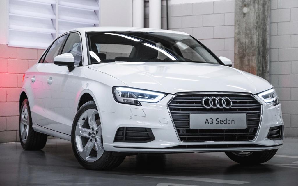 Audi A3 Sedan ganha série limitada comemorativa por R$ 149.990 Audi-a13