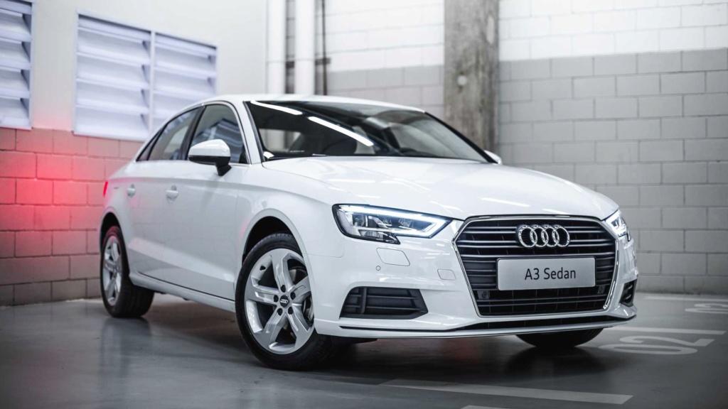 Audi A3 Sedan nacional viverá até o final de 2020 Audi-a15