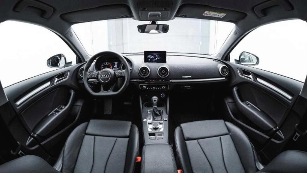 Audi A3 Sedan nacional viverá até o final de 2020 Audi-a16