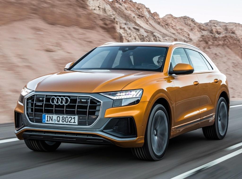Audi Q8 chega ao Brasil a partir de R$ 471.990, mas preço é promocional Audi-q10