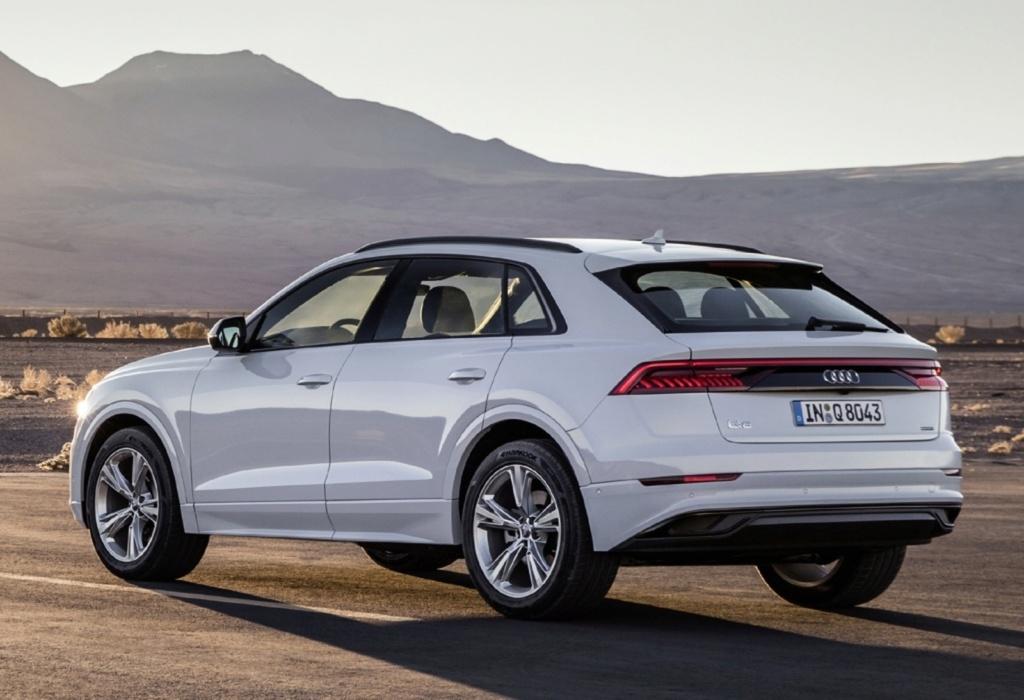 Audi Q8 chega ao Brasil a partir de R$ 471.990, mas preço é promocional Audi-q11