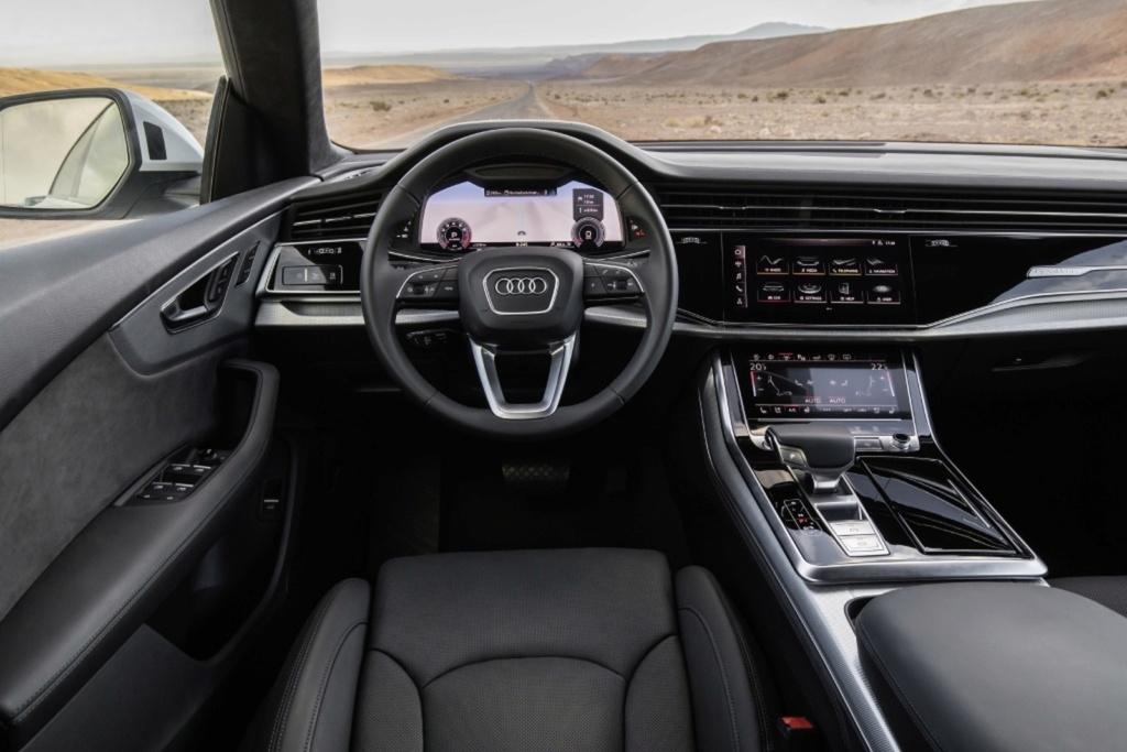 Audi Q8 chega ao Brasil a partir de R$ 471.990, mas preço é promocional Audi-q12