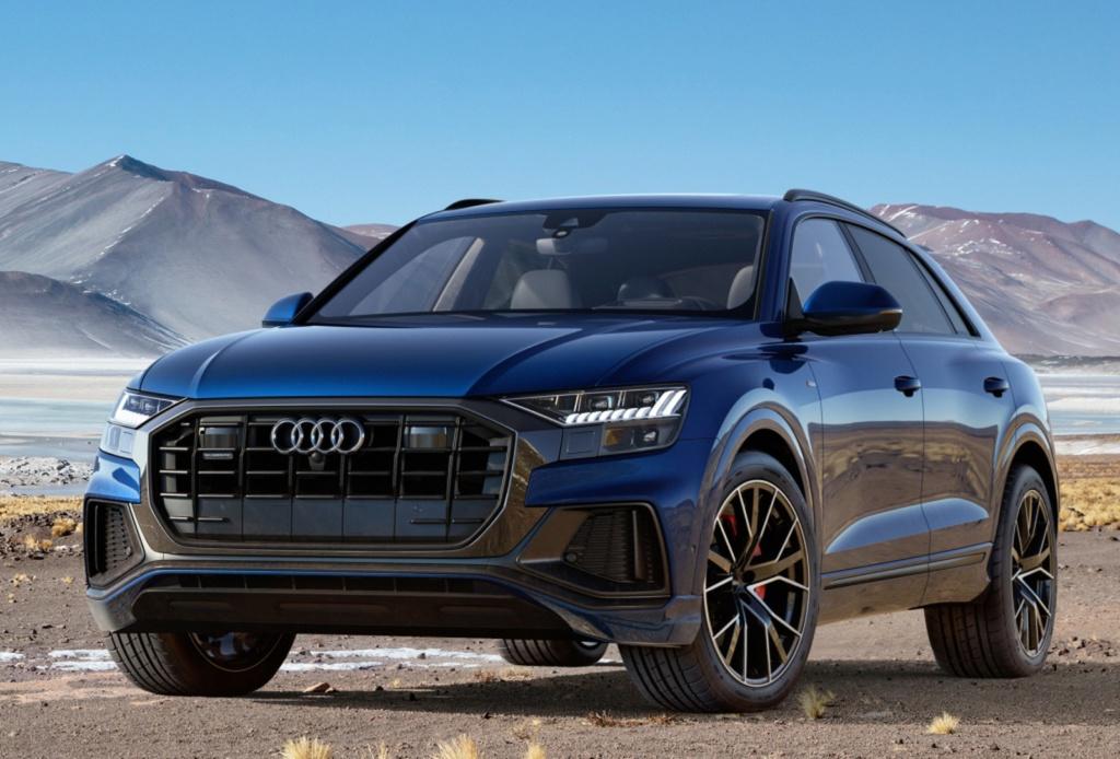 Audi Q8 chega ao Brasil a partir de R$ 471.990, mas preço é promocional Audi-q13