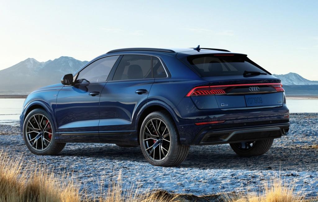 Audi Q8 chega ao Brasil a partir de R$ 471.990, mas preço é promocional Audi-q14