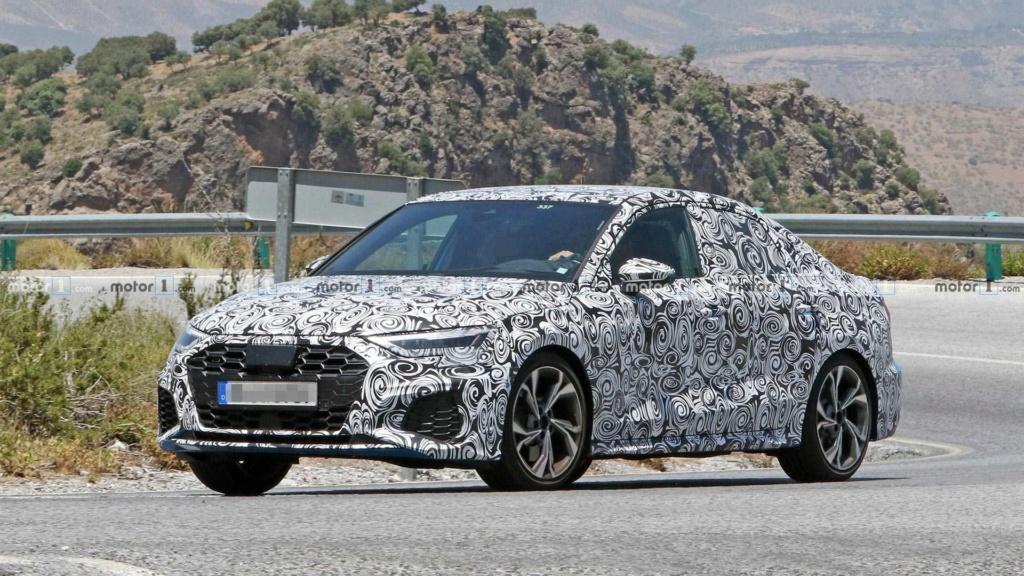 Novo Audi A3 Sedan aparece pela primeira vez Audi-s10
