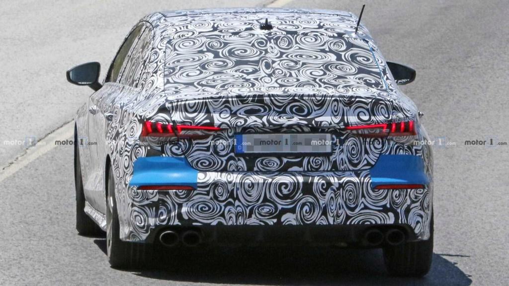 Novo Audi A3 Sedan aparece pela primeira vez Audi-s11