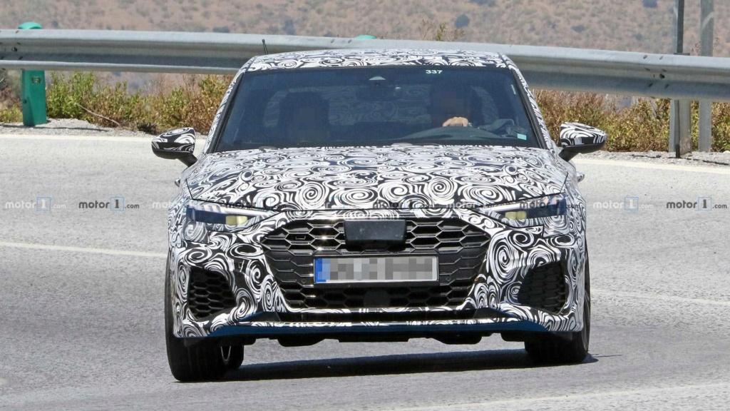 Novo Audi A3 Sedan aparece pela primeira vez Audi-s12