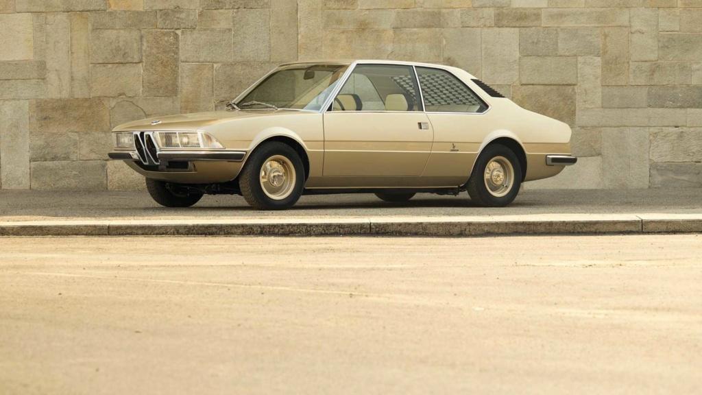BMW Garmisch Bertone Concept renasce na Itália depois de 50 anos Bmw-ga10